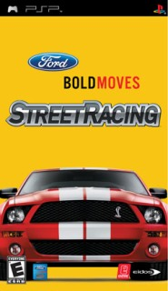 Ford Bold Moves: Street Racing /RUS/ [ISO] PSP