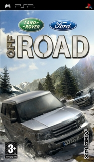 Ford Racing: Off Road /ENG/ [CSO] PSP