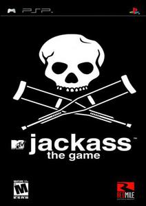Jackass: The Game /RUS/ [ISO] PSP