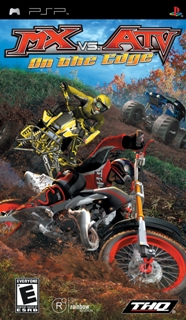 MX vs. ATV Unleashed: On the Edge /ENG/ [ISO] PSP
