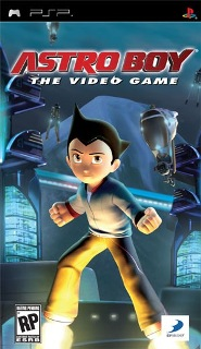 Astro Boy: The Video Game /ENG/ [CSO] PSP