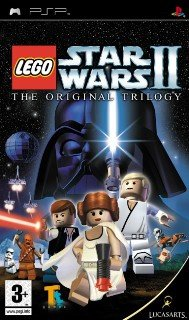 LEGO Star Wars 2: The Original Trilogy /RUS/ [CSO] PSP