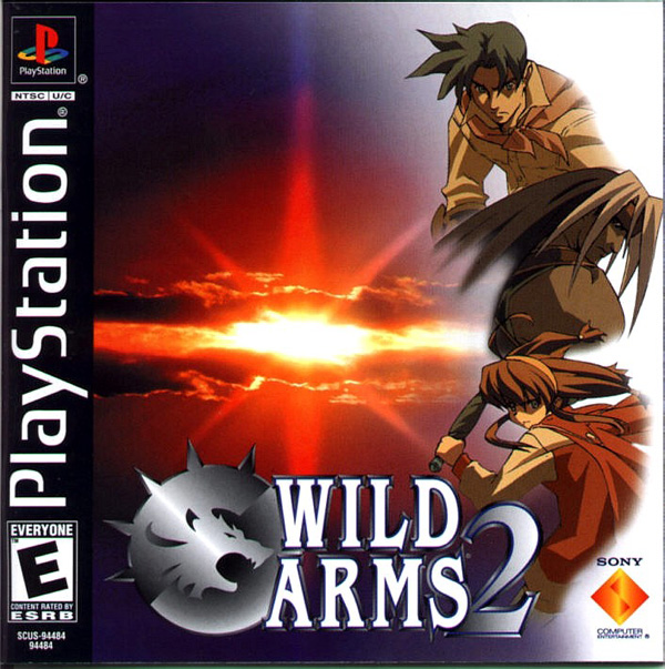 [PSX-PSP] Сборка Wild Arms 2 (RUS+ENG)