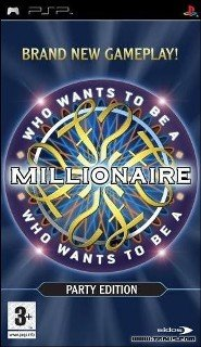 Who Wants to be a Millionaire: Party Edition /RUS/ [ISO] PSP