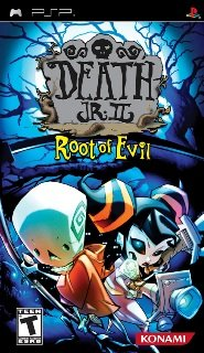 Death Jr. 2: Root of Evil /RUS/ [CSO] PSP