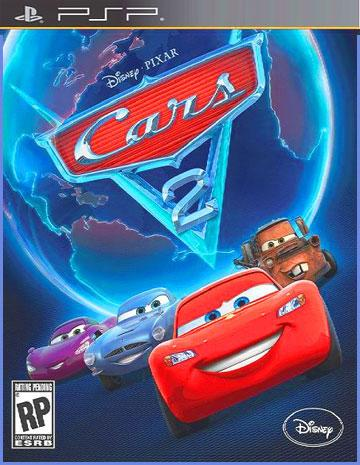 Тачки 2 / Cars 2: The Video Game (2011) PSP