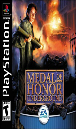 Medal Of Honor Underground (2000) PSP