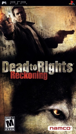 Dead to Rights: Reckoning (2005) PSP