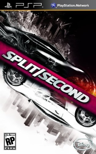 Split Second Velocity (2010) PSP