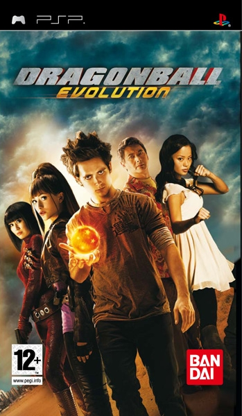 Dragon Ball: Evolution (2009) PSP