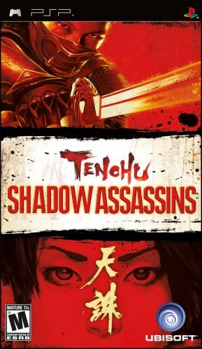 Тэнчу - Тени Убийц / Tenchu: Shadow Assassins (2009) PSP