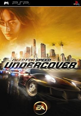Need for Speed: Undercover (2008/PSP/Русский)