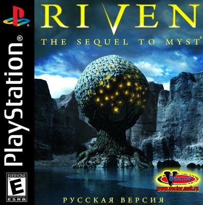Riven: The Sequel to Myst [RUS]