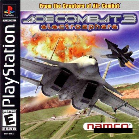Ace Combat 3 - Electrosphere [RUS]