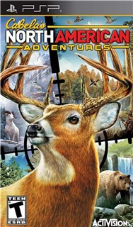 Cabelas North American Adventures 2011 [ENG] PSP