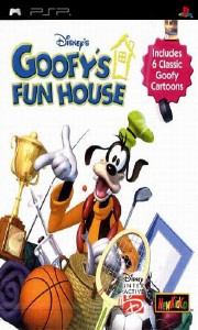 Disney's Goofy's Fun House (2001/PSP-PSX/RUS)