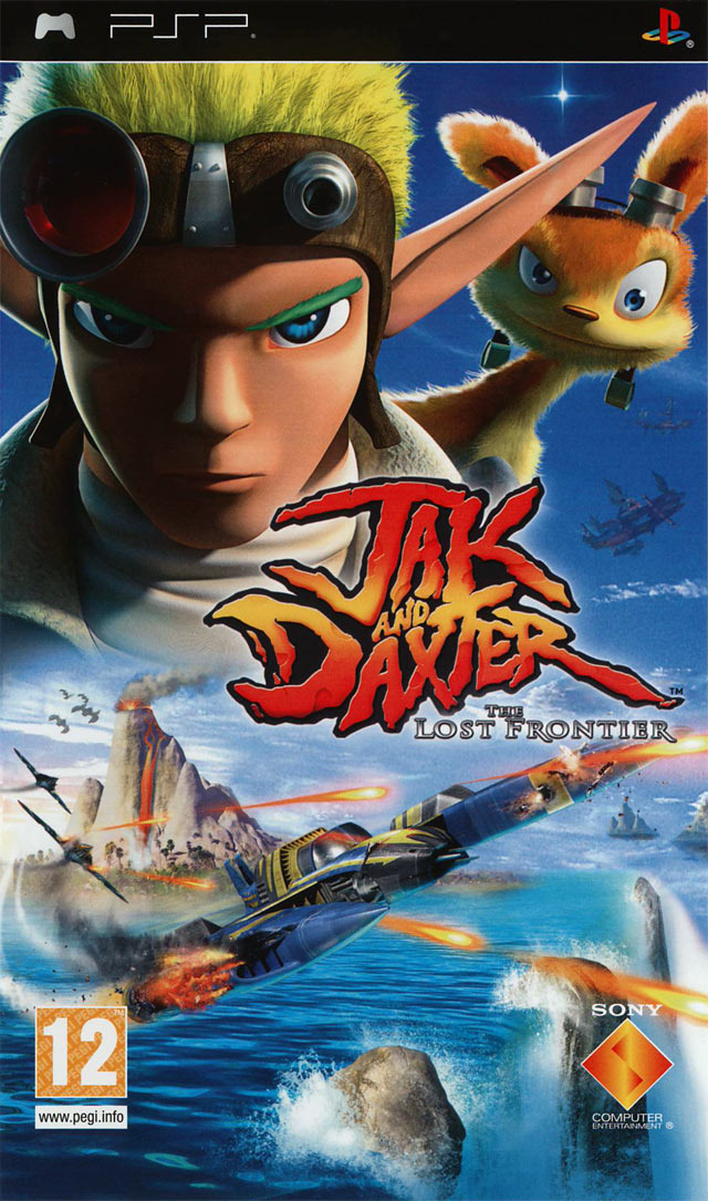 Jak and Daxter - The Lost Frontier (ENG) [PSP]