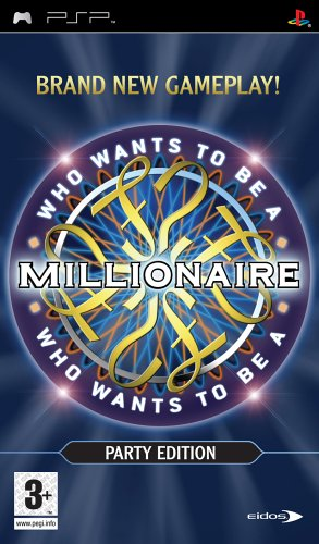 Who Wants to Be a Millionaire - Party Edition (RUS) [PSP]