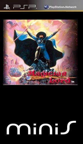 Magician Lord (ENG) [PSP]