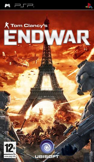 Tom Clancy's EndWar (2008/RUS/PSP)