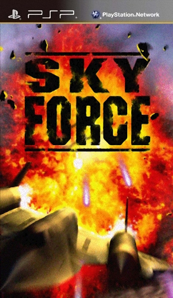 Sky Force (ENG) [PSP]