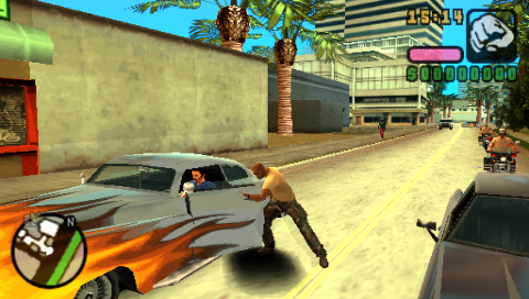 grand theft auto vice city stories psp cso download