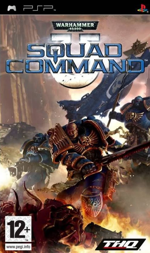 Warhammer 40000 - Squad Command (ENG) [PSP]