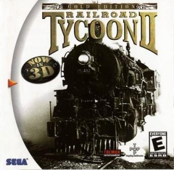 [PS] Railroad Tycoon II [RUSSOUND]