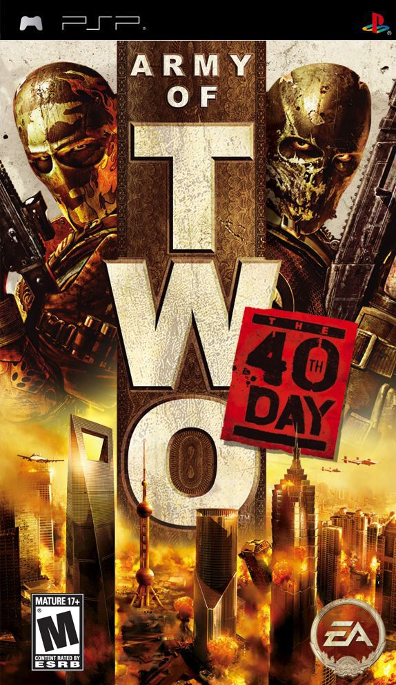 Army of Two The 40th Day (2010)