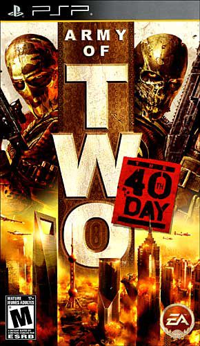 Army of TWO: The 40th Day (2010)