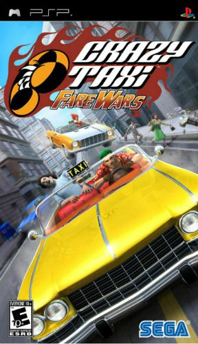 Crazy Taxi: Fare Wars (2007)