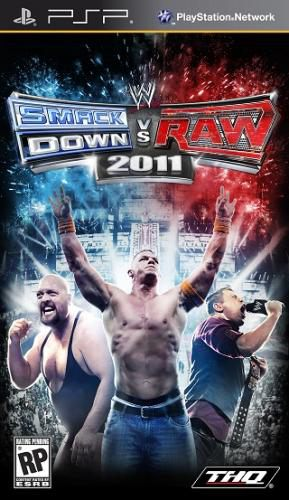 WWE SmackDown! vs. RAW 2011 (2010)