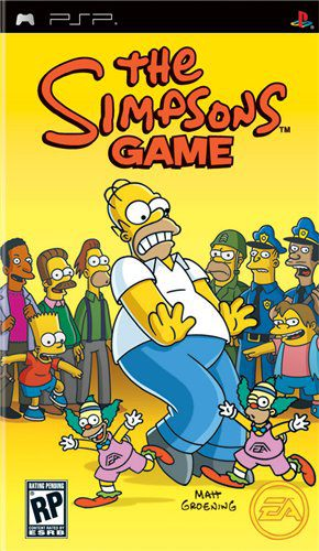 The Simpsons Game (2007)