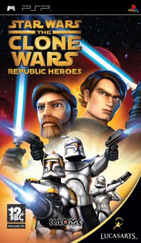 Star Wars: The Clone Wars - Republic Heroes (2015)