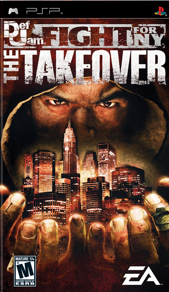 Def Jam Fight For NY: The Takeover (2006)