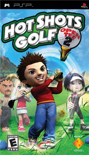 Hot Shot Golf 2 (2008)