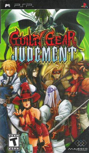 Guilty Gear Judgement + Guilty Gear XX Reload (2006)