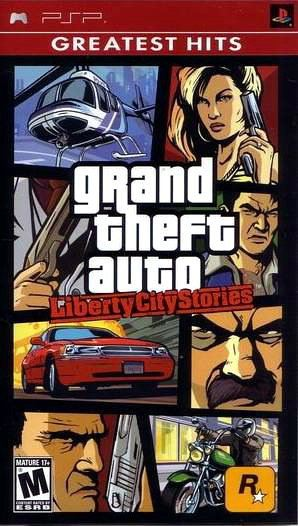 Grand Theft Auto: Liberty City Stories (2005)
