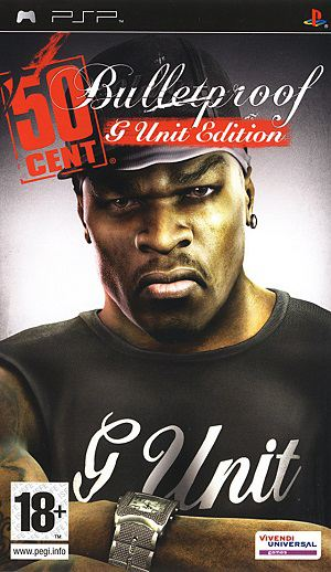 50 Cent: Bulletproof G Unit Edition (2008)