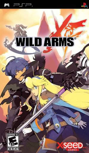 Wild ARMs XF (2008)