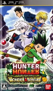 Hunter X Hunter: Wonder Adventure JPN PSP
