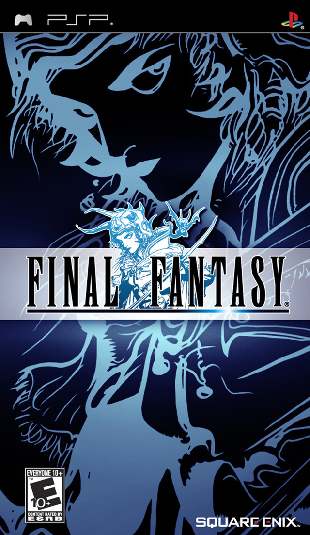 Final Fantasy PSP Collection [FULLRIP][CSO][RUS-ENG]