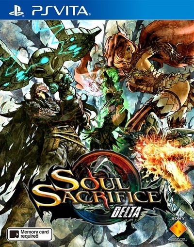 Soul Sacrifice Delta (Limited Edition) (2014) [PSVita] [USA] 3.60 [HENkaku]