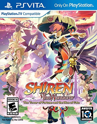 Shiren the Wanderer [USA/ENG]