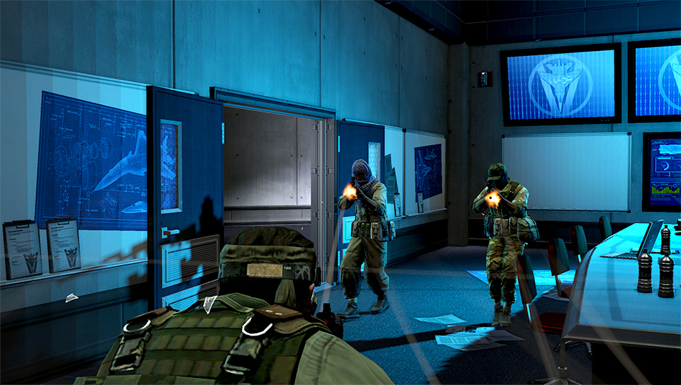unit 13 m1 Unit 13 is a third-person shooter video game for the playstation vita this is the last game to be developed by zipper interactive before the studio's closure it was released on march 6, 2012 in north america, march 7 in europe and march 8 in japan unit 13 plays much like the socom franchise.