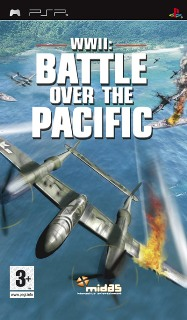 WWII: Battle Over the Pacific /RUS/ [ISO] PSP