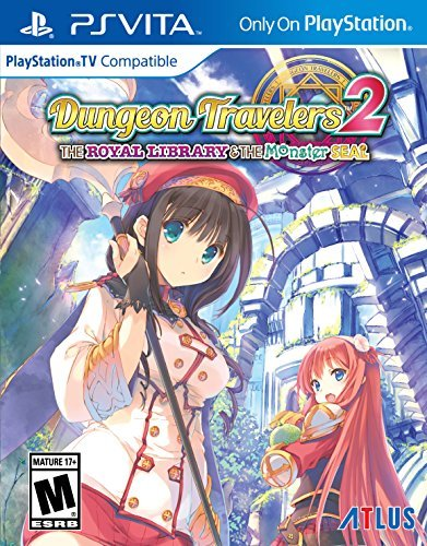 Dungeon Travelers 2 (UNCENSORED) [USA/ENG] [Repack]
