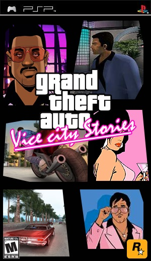 Grand Theft Auto: Vice City Stories (2006) [RUS] PSP