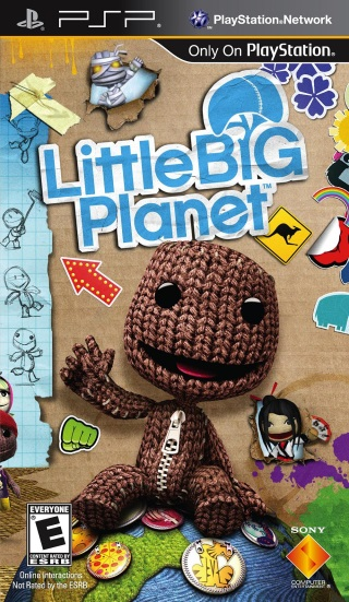 Little Big Planet (2009) [RUS] PSP