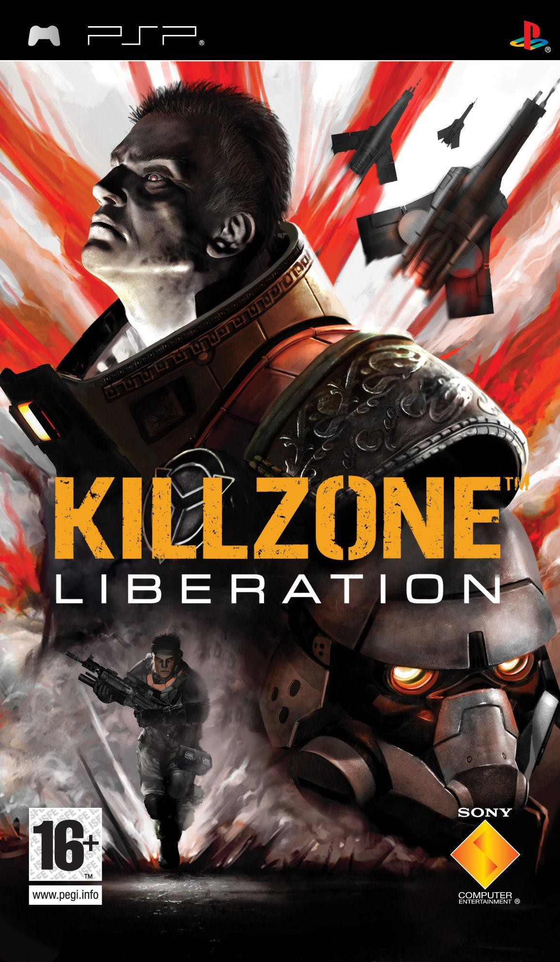 Killzone Liberation + Chapter 5 Root of Evil (2006) [RUS] PSP